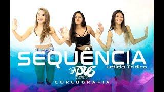 Sequência - Letícia Tridico - Move Dance JUVENIL - Coreografia