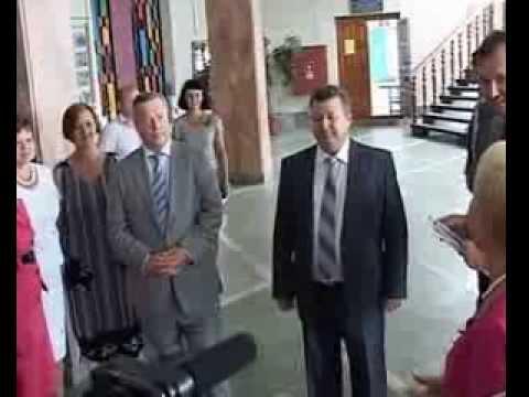 Губернатор Ростовской области в Милютинском районе