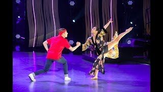 """The Pizza Dance"" - Koine & Lex - So You Think You Can Dance - Season 14"