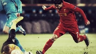 Luis Suarez -  If I Die Young | Liverpool FC | HD 2013