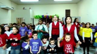 Familia - Culto infantil - Hino especial - Assembleia de Deus
