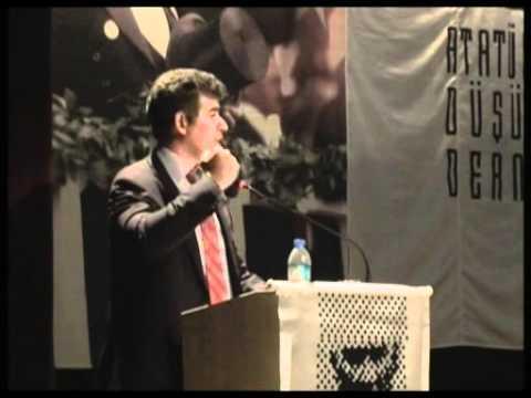 """Ankara Barosu Başkanı Av. Metin FEYZİOĞLU'nun """"ATATÜRKÇÜ DÜŞÜNCE DERNEĞİ"""" Kongresi"""