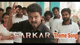 #SARKAR  Theme Song /Vijay / Thålâpathy 62 /AR RAHMAN 🎹