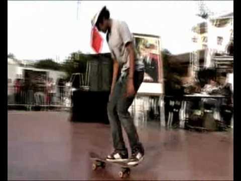 final of tamara game of skate mohamedia mai2010