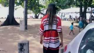 Alcan-Jah Live-KVK Studio 2014 ( Trap Conscient )