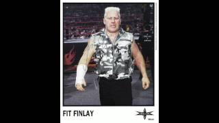 WCW Fit Finlay Theme
