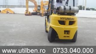 Motostivuitor Hyundai 35L - 7A - Motostivuitoare Hyundai de vanzare