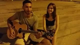 PEDRO GARCIA E JULIA FERRAZ - Eu me lembro (Clarice Falcão e Silva) Cover