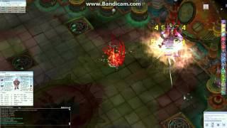 Ragnarok Online - Ranger vs. Paladin Randel MVP (iRO Chaos Official Server)