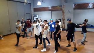 Rockwell Dance Crew   dance choreography of No Games By:Ex Battalion ft. King Badger ✘ Skusta Clee