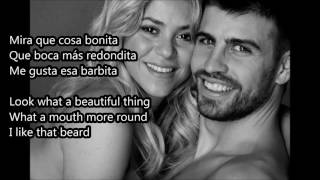 Shakira - Me Enamoré (I Fell In Love) -Español and English Official LYRICS/LETRA Video