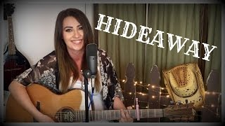 HIDEAWAY by Daya (Cover by Emily Coale)