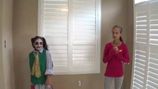 JOKER GIRL VS MERMAID Girl Becomes a Real Live Mermaid Toys To See Style