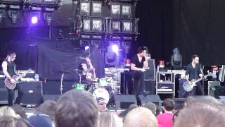 Adelitas Way - Last Stand (Live in Charlotte NC) HD