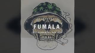 """FUMALA"" - Base De Rap Underground Old School Guitar Hip Hop Instrumental (Prod. By iDerck)"
