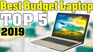 TOP 5: Best Budget Laptop 2019
