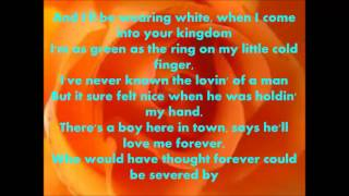 If I Die Young The Band Perry Tribute Lyrics