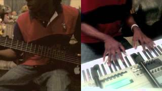 Trey Songz Sex Aint Better Than Love Piano and Bass Cover
