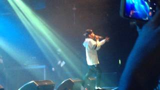 Kid Ink - Money and The Power Live in Komplex 457
