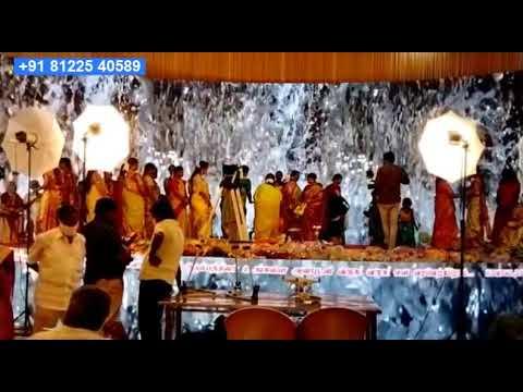 LED Digital Wedding Marriage Reception Decoration +91 81225 40589