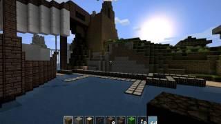 Minecraft pirate base