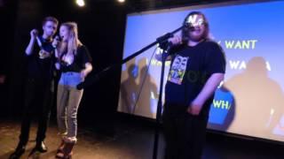 Le Karaoke de L'anti - Wannabe (feat Jérémy Gabriel)