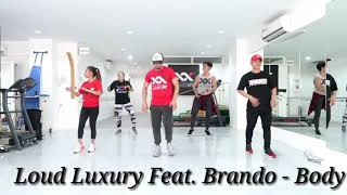 Loud Luxury feat. BRANDO - Body | Mixxedfit | Dance Workout