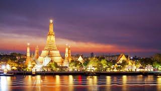 Top 10 Attractions Riverside Bangkok
