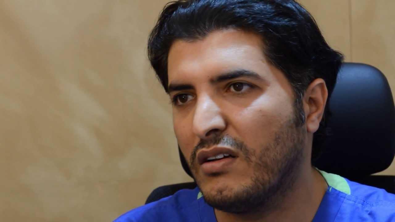 Entrepreneur Abdul Majeed Al-Shahrani and Pearl Clinic