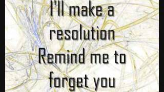 """Resolution"" Take Cover with lyrics"