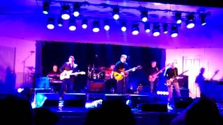 Lloyd Cole - Jennifer She Said. At the KelvinGrove Bandstand, Glasgow 10/08/16.