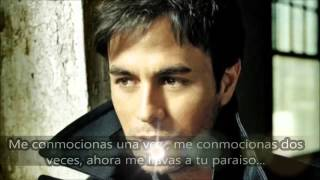 Enrique Iglesias   Let me be your lover  Español