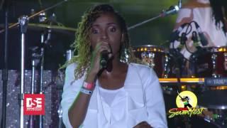 Reggae Sumfest 2016 - Adahzeh (Part 2 of 2) - Island Girl