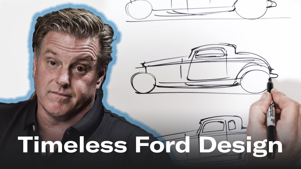 Watch Chip Foose explain why designers love the '32 Ford thumbnail