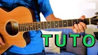 Je suis chez moi - Black M - TUTO Guitare