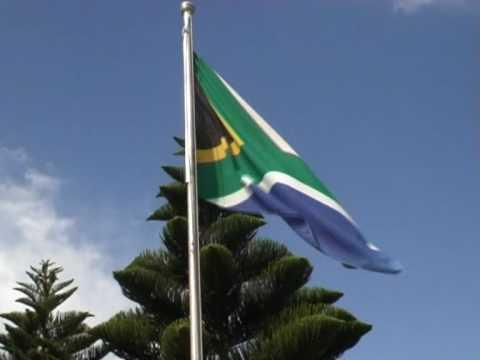 Port Elizabeth – flaga RPA