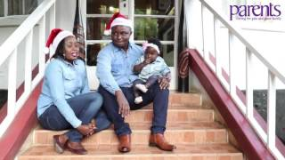 Merry 'Parents' Christmas - Peterson 'Pitson' Githinji width=