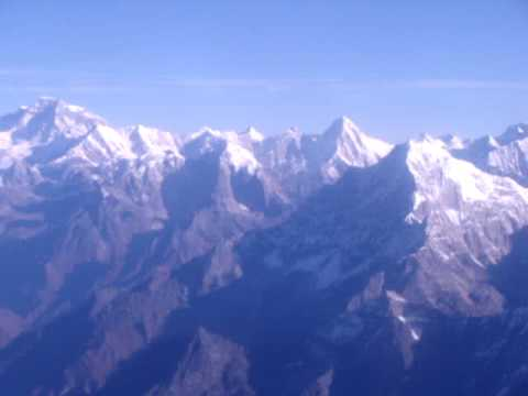 The Everest Fligh Nepal Awesome