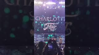 Charlotte Flair TLC 2018 entrance live.
