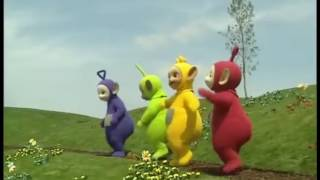 Teletubbies - Psytrance Undercover Chapati