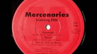 Mercenaries Feat. RMR - Bounce