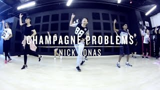 Champagne Problems (Nick Jonas) | Deo Choreography
