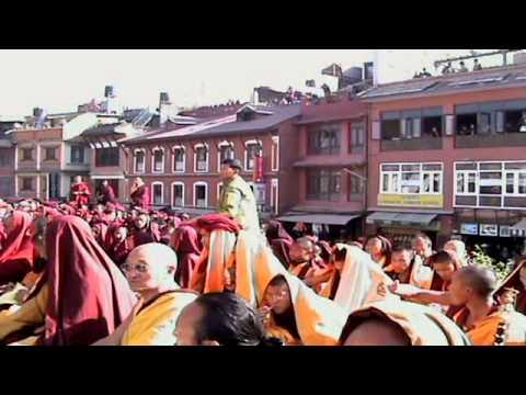 4th Annual Nyingma Monlam of Nepal 2012 ,  Part-2