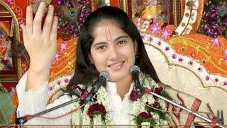 Devi chitralekha joke in bhagvat katha width=