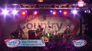 Joe Nichols - Brokenheartsville