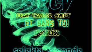 STACY FEAT TAYLOR SWIFT et sans toi REMIX SELEKTA SECONDE 2014