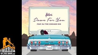 Kehlani ft. BJ The Chicago Kid - Down For You [Thizzler.com]