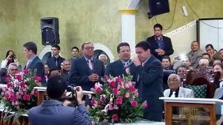 QUARTETO GILEADE LOUVANDO EM DOURADOS/MS - JONAS
