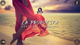 """La propuesta"" Reggaeton Beat #16 Uso libre   Caribbean x Farruko type (Prod. by SensuoUs Beats)"