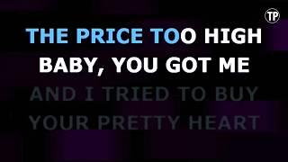 Karaoke Love On The Brain by Rihanna